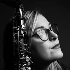 Cat Hanson Saxophone Player in Leeds