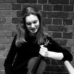 Imogen Brewer Violinist in York