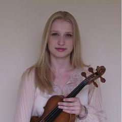 Alina Hiltunen Violinist in London