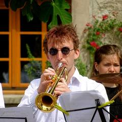 Christopher Vickers Trumpeter in London