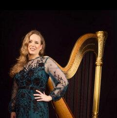 Harriet Adie Harpist in London