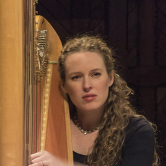 Harriet Adie Harpist in the UK