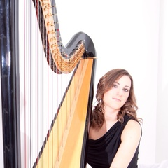 Cecily Beer Harpist in London