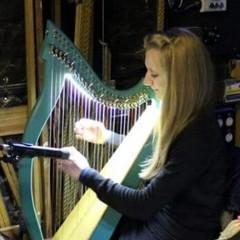 Lorna Stephen Harpist in the UK
