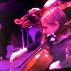 Rosie Townhill Cellist in Glasgow