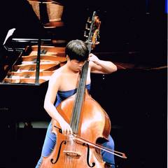 Madeleine Lie Double Bass Player in Liverpool