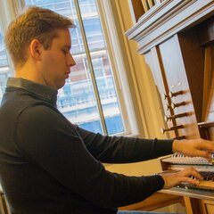 Daniel Floyd Percussionist in London