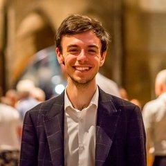 Callum Alger Organist in Coventry