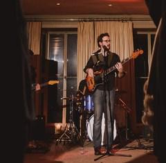 Charlie Evans Bass Guitarist in Bristol