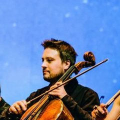 Robert Anderson Cellist in Glasgow