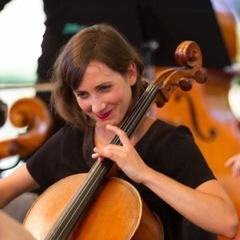 Solene Chevalier Cellist in London