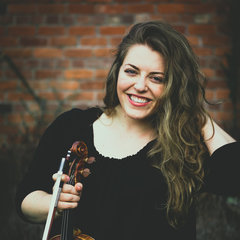 Sophie Silverstone Violinist in Cardiff