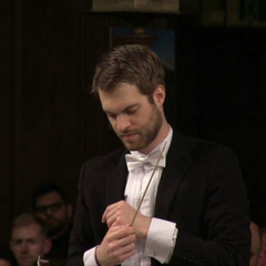 Nicolas Nebout Conductor in London