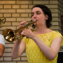 Rebecca Lucy Cripps Trumpeter in Liverpool