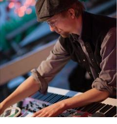 Danny Wallington Pianist in the UK