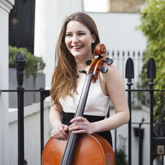Sophie English Cellist in London