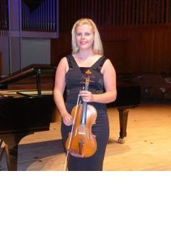 Freya Plummer dipABRSM Viola Player in York