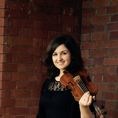 Emily Groom Violinist in the UK