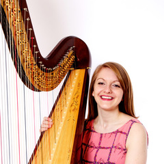 Alice Kirwan Harpist in the UK