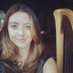 Angelina Warburton Harpist in Manchester