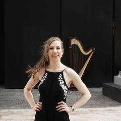 Eleanor Dunsdon Harpist in London