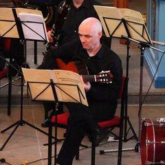 Malcolm Watson Guitarist in Edinburgh