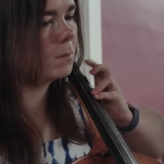 Jess Grace Angela Townley Cellist in Birmingham