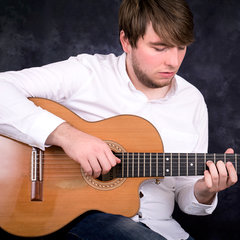 Oliver Day Guitarist in Liverpool