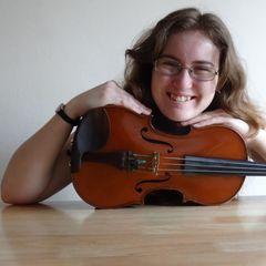 Heather Jeffery Violinist in London