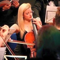 Francesca Rose McDonald Cellist in York