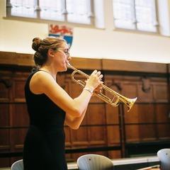 Jo Beach Trumpeter in Newcastle