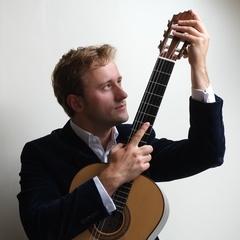 Michael Christian Durrant Guitarist in London
