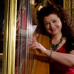 Elizabeth-Jane Baldry Harpist in the UK