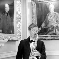 Nathan Hassall Saxophone Player in London