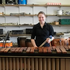 Ellen Smith Percussionist in Cardiff