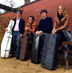 Florian Quartet String Quartet in Leeds