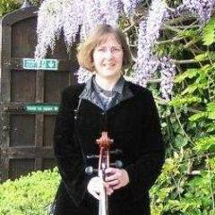 Fiona Hedges Cellist in the UK