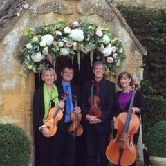 Cotswold Ensemble String Quartet in the UK