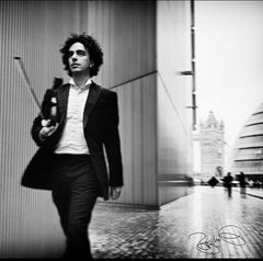 Stefano D'Ermenegildo Violinist in London
