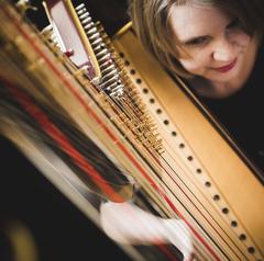 Emma Yates Butler Harpist in York