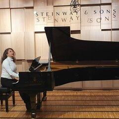 Marika Cassina Pianist in the UK