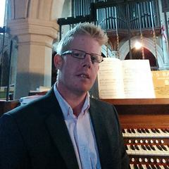 Christopher Myhill Organist in London