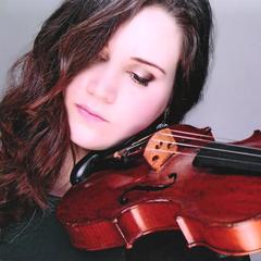 Cara Laskaris Violinist in the UK
