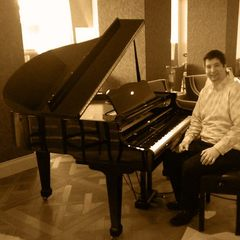 Chris Magrath Pianist in Plymouth