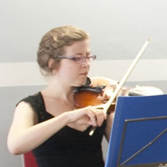 Chloë Hancox Violinist in Coventry