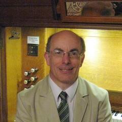 Alan John Phillips Organist in Edinburgh