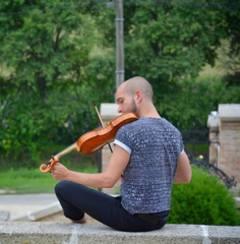 Rudolf Balázs Violinist in Portsmouth