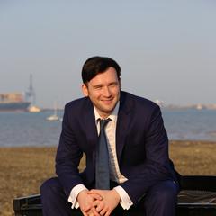 John Paul Ekins Pianist in the UK