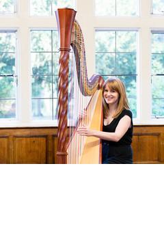 Aileen Henry Harpist in the UK