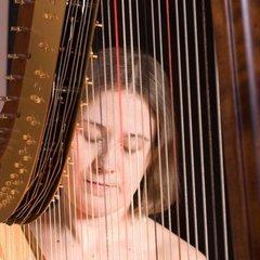 Eleri Pound Harpist in the UK